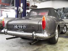 Freshly restored 1965 Sunbeam Tiger, a great job well done! (Nicholas1963) Tags: club utrecht nederland rob rootes arijansen