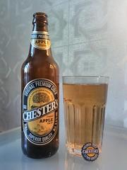 CHESTER'S Apple cider (m_y_eda) Tags: bottle cider garrafa flasche botella bouteille cidre bottiglia sidro butelka  cydr  apfelschaumwein yotaphone