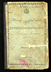 33162_620303988_0175-00194 (mkvirg) Tags: hungary passport immigration ellisisland magyarorszg emigration hungarians kereszteltekanyaknyve magyartlevl hungarycivilregistration llamianyaknyvek hzasultakanyaknyve