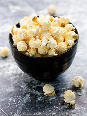 Puffy Popcorn (Bitter-Sweet-) Tags: food vegan healthy corn bowl salty snack popcorn fiber savory kernels buttery dairyfree inkandelmbackgrounds