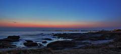 Quiberon à l'heure bleue (dbrothier) Tags: heurebleue bluehour quiberon bzh bretagne breizh canon canonef1740mmf4lusm flickr13