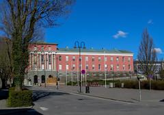 Haugesund Town Hall (MisjeCollection - Kurt Misje) Tags: haugesund rdhus misjecollection kurtmisje