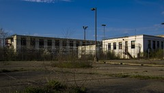 Just visiting (That Girl, Teri) Tags: detroit cell creepy prison jail exciting dehoco