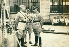Shanghai General-Major Beaumont (left) and British officers (blauepics) Tags: world china family germany war shanghai general familie picture krieg german american historical deutsch beaumont 1937 historisch weltkrieg amerikaner shanghailander schanghai generalmajor
