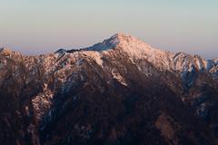 -38 (billlushana1) Tags: sunset mountain snow rock canon landscape outdoor sony taiwan  peaks  taroko hualien  tarokonationalpark  superwide hehuanshan  ef1740mmf4lusm  mountain 14 100peaksoftaiwan taiwantop100peaks qilaishan sonya7r