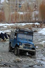 Sadpara (gilgit2) Tags: trees pakistan snow ice water canon landscape geotagged rocks stream structures sigma tags location elements vegetation tele machines skardu sadpara gilgitbaltistan canoneos650d sigma150500mmf563apodgoshsm imranshah gilgit2