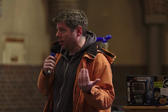 SHA2017 Orga-meet (dvanzuijlekom) Tags: church arnhem thenetherlands meeting chapel april ccc kerk 2016 kapel vergadering koningsweg christuskoningkapel canoneos5dmarkiii canonef70200mmf28lisiiusm vrijland christuskoningkapelschaarsbergen orgameet sha2017