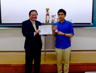 OU Speech Contest in English