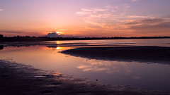 Sunset (martha hoo) Tags: sunset summer water landscape wasser sonnenuntergang sommer balticsea landschaft ostsee