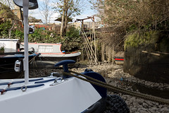 5D3_9206-Edit.jpg (x1martin) Tags: road water wheel river island boat canal day open union johnson houseboat grand catherine brewery artists wharf brent tap narrow narrowboat malthouse brentford moorings