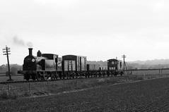 KESR 37020bw (kgvuk) Tags: trains locomotive railways steamtrain m7 steamlocomotive kesr northiam kenteastsussexrailway wittershamroad 30053 044t