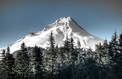 mount hood, oregon (NickOatman) Tags: snow forest frost skiing skilift mthood hood cascade timberline cascademountain cascademountainrange