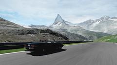 Don't Stop Me Now (RaY29rus) Tags: mountain ferrari matterhorn 365gts
