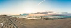 IMG_0324-Pano (jesse_tomasello) Tags: longexposure panorama beach clouds sunrise canon landscape eos cloudy pano nj lbi longbeachisland atlanticcity ac hdr 5dmk2 canoneos5dmk2 jtomasellophotography rokinon14mmultrawide