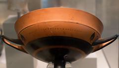 "The Potter's Work – X: The Potter's Signature (Egisto Sani) Tags: ceramica berlin art cup museum greek arte attic pottery viterbo attica etruria greca berlino altes ""black coppa vulci kylix ""figure nere"" figured"" ergoteles"