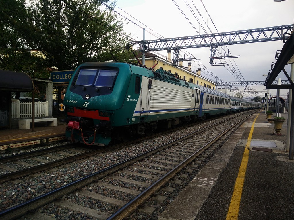 The world 39 s best photos of e464 and trains flickr hive mind - Treni porta susa ...
