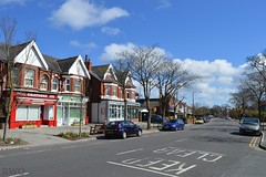 Station Road, Ainsdale (Liverpool Suburbia) Tags: ainsdale southport merseyside 2016 stationroad