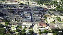 Aerial of Fairmont