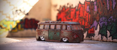 STANCE | WORKS   (Explored) (Kyle Hardisty) Tags: lighting macro bus field vw canon kyle volkswagen lens photography rebel lego hotwheels works pancake 40mm custom depth f28 kombi matchbox kool sl1 slammed stance 2016 hardisty stancenation hotwheelsnation