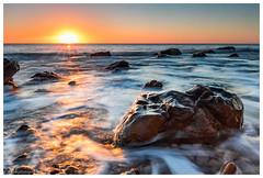 On the rocks (Mykel46) Tags: sunset canon landscape seaside cove au australia southaustralia hallett hallettcove 7dmk2 1635f4is