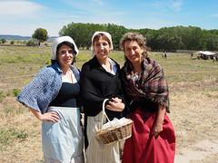 Recreacin poca 2. (J.G.Sansano) Tags: vintage fiesta campamento siglo xviii recreacin em5 batalladealmansa