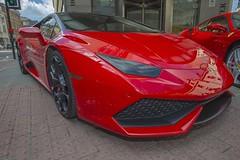 Lamborghini Huracan (foto.pro) Tags: red festival speed bristol italian huracan lamborghini