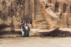 A bedouin men with rababah - Little Petra, Jordan - Travel photography (carmine.contrafatto) Tags: travel photography desert adventure paesaggi arid surroundings giordania    bedouinman canon600d rababah