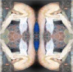 2016-04-28 symmetric blurred nude 3 (april-mo) Tags: art collage nude experimental nu blurred symmetry symmetric flou experimentalart