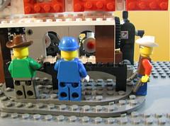 Bullseye Bob's 1 (BricksandBoosters) Tags: lego steampunk