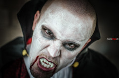 DSC_6576 (Marco Frig Photographer) Tags: girls red urban black halloween work project dark costume nikon artist factory vampire story horror diaries vampiri