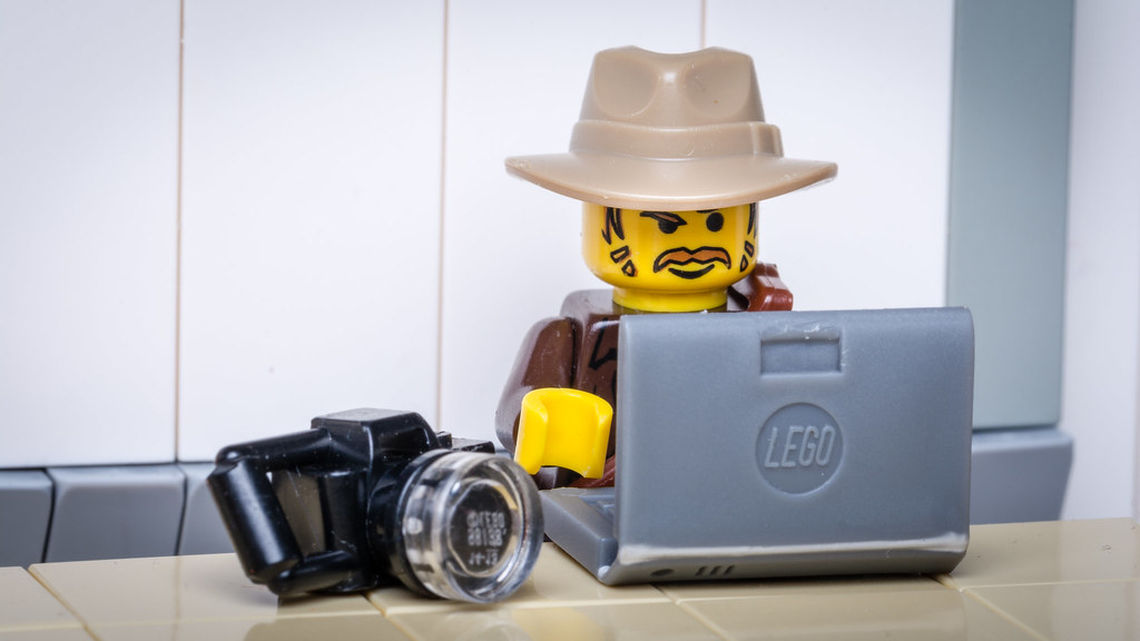 Lego Minifig Camera : The worlds most recently posted photos of camera and minifig