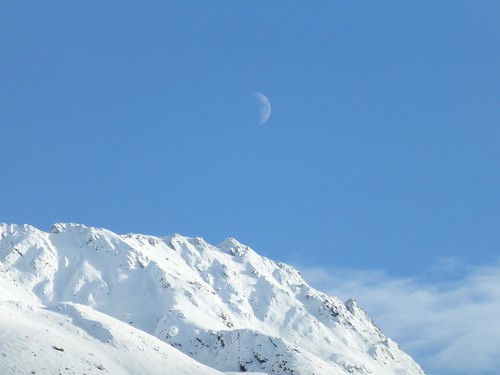 Mondaufgang Predigberg