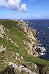 Pointe du Van, falaises (Ytierny) Tags: mer france vertical bretagne cte pointe van paysage falaise rocher sud finistre rcif cornouaille ytierny