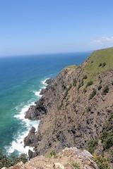 Sea Cliff (Piedmont Fossil) Tags: ocean cliff rock pacific australia capebyron