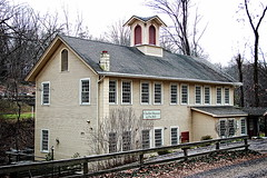Chester Museum at the Mill (robtm2010) Tags: usa building mill museum canon connecticut newengland chester t3i chestermuseumatthemill