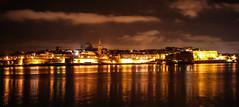 Valletta at Night (The Crewe Chronicler) Tags: longexposure canon 350d malta 2007 valletta