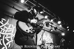 Guitarist forThe  Bent Bones (jrountree333) Tags: music college nikon montana jacob north line fault bones 20mm bent montanastate the d3200