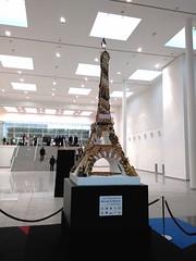 Der Eiffelturm geht mir auf den Keks (shortscale) Tags: keks kln eiffelturm ism