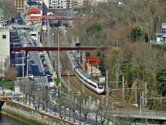 121+121 (firedmanager) Tags: train tren 121 caf donostia intercity renfe trena sansebastián automotor railtransport renfeoperadora