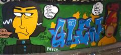 RIP Alan Rickman - Glen - RIP David Bowie Graffiti Fuck Cancer (cocabeenslinky) Tags: street city uk blue england urban streetart david london art alan canon graffiti bowie artist power shot fuck photos south united rip capital january cancer kingdom tunnel powershot glen east waterloo puffer graff snape leake se1 artiste rickman 2016 saper g15 ©cocabeenslinky