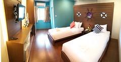 โรงแรมที่พัก(ฮาลาล)ใกล้เกาะเกร็ด ปากเกร็ด แคราย