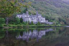 Abbaye de Kylemore (-Dop-) Tags: galway irlande kylemore