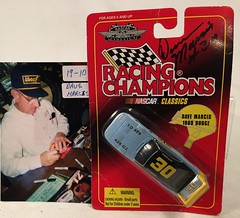 #19-10, Dave Marcis, Signing, 1996, Classics, R.C., B.P., (Picture Proof Autographs) Tags: auto classic scale sports sign sport truck real toy toys photo model automobile image picture images collection vehicles autograph photographs photograph collections nascar 164 vehicle driver series trucks proof session autoracing autos collectible collectors craftsman signing nationwide automobiles collectibles authentic sessions collector drivers busch autographs signed autographed genuine diecast winstoncup blisterpack inperson racingchampions photoproof authenticated xfinity 164scale sprintcup blisterpacks sigatures sigature pictureproof