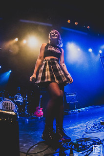 October 19th, 2014 // Candy Hearts at Best But Theater, NYC // Shots by Mallory Guzzi