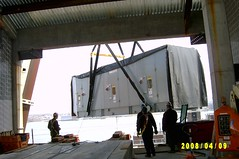 135,000 lb Kawasaki Gas Turbines (Logistics Group International, Inc.) Tags: road car truck project out mexico louisiana texas lift crane outdoor over move cargo gas company management rig transportation oil vehicle shipping heavy gauge carrier freight services rigging loads trucking permitted logistics haul oversize specialized palletized superload 3pl