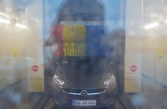 Carwash (osto) Tags: car denmark europa europe sony wash zealand scandinavia danmark slt opel corsa a77 sjlland osto alpha77 osto january2016