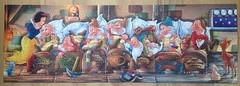 Snow White - Clementoni - 1000p - panorama - 92975 - 98x33 cm (Eddie Maiden) Tags: disney