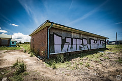 School's Out! (Explored Visions) Tags: school abandoned graffiti junk exploring grunge bluesky oldbuildings adventure explore forgotten derelict deserted abandonment decayed ruined relic urbex abandonedschool newcastlensw sonya77ii exploredvisions
