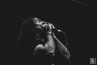 Thy Art Is Murder // Shot by Jennifer McCord
