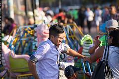 Candid Street portrait in Santa Cruz de la Sierra, Bolivia (yago1.com) Tags: portrait people santacruz candid bolivia strees